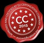 EU sertifitseerimismärgis TS-Hydraulic OÜ